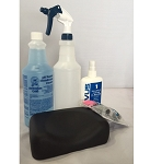 Tanning Bed Accessory Kit - Clean & Maintain <br><i>Choose Options</i>